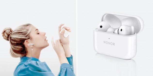 Наушники Honor Earbuds 2SE