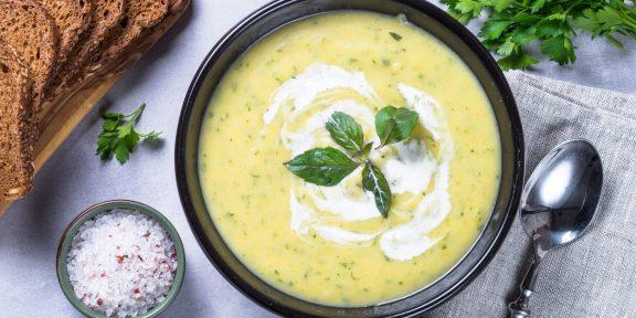 Супы с кабачками, которые вы вряд ли пробовали. А зря
