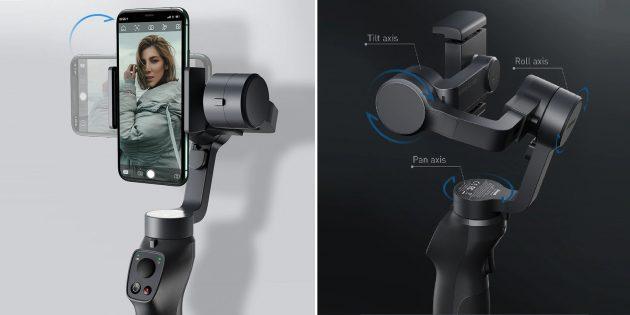 Стабилизатор для смартфонов Baseus