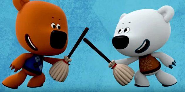 Лучшие российские мультфильмы: «Ми-ми-мишки»