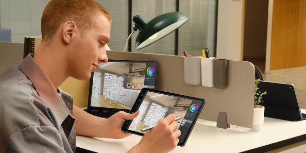 HUAWEI MatePad помогут работать с графикой и видео