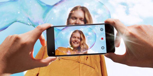 В смартфонах OPPO много эффектов для фотографий