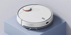 Xiaomi представила доступный робот-пылесос Mijia Robot 2 с функцией влажной уборки