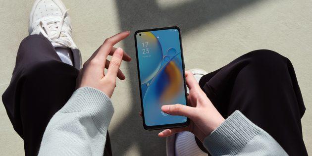 Смартфоны OPPO имеют изящный дизайн