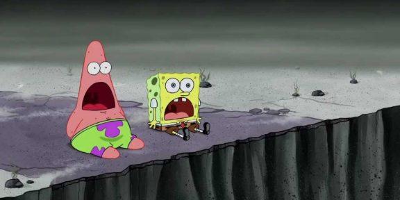 Глубоководный аппарат заметил «Спанч Боба» и «Патрика» на дне океана