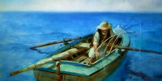Лучшие российские мультфильмы: «Старик и море»