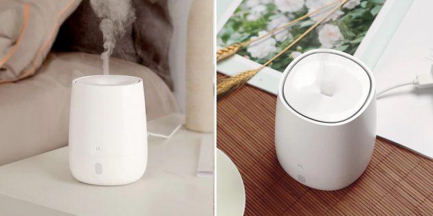 Ароматизаторы для уютной атмосферы дома: Диффузор-увлажнитель