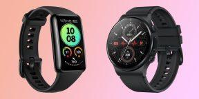 Huawei представила смарт-браслет Band 6 Pro и часы Watch GT 2 Pro ECG Edition