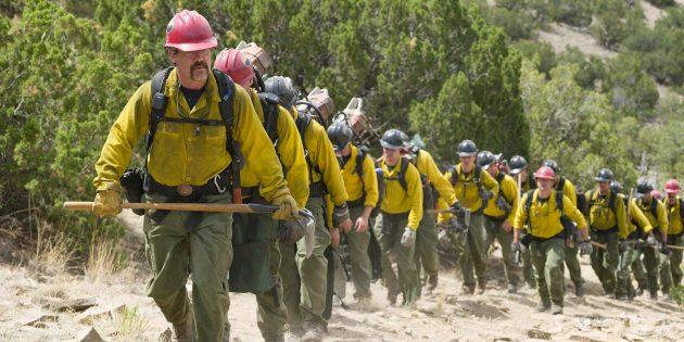 Фильмы про спасателей: «Дело храбрых»