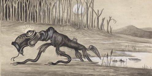 Мифические существа: буньип