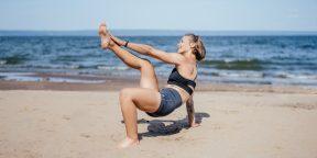Прокачка: лёгкий разогрев для тех, кому надоело валяться на пляже