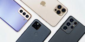На техновыставке MWC выбрали 5 лучших смартфонов 2021 года