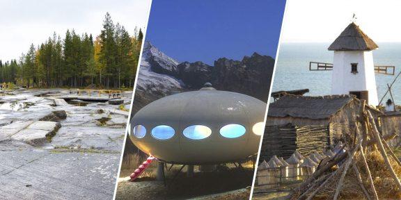 Где отдохнуть летом в России: 7 необычных мест