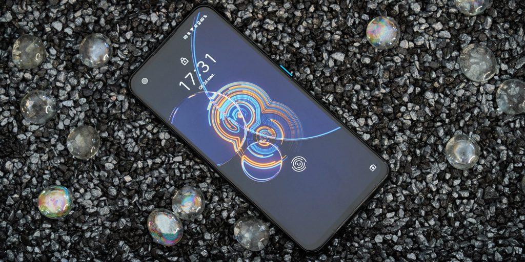 Обзор Asus Zenfone 8: операционная система