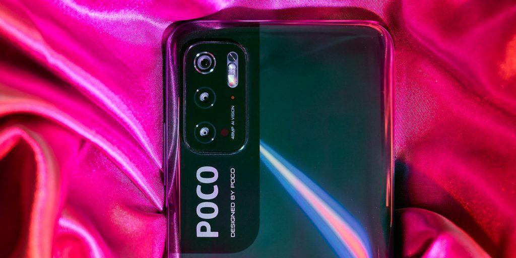 Камеры Poco M3Pro 5G