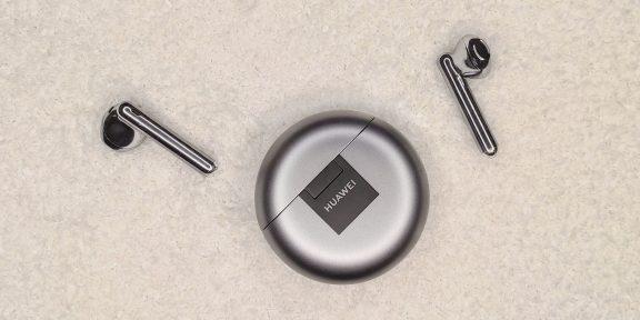 Обзор наушников Huawei FreeBuds 4