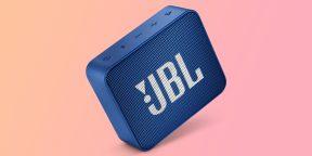 Выгодно: беспроводная колонка JBL GO 2 за 915 рублей