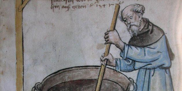 Как жили в Средневековье: пиво было густым