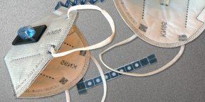 Учёные показали прототип защитной маски, которая умеет тестировать на коронавирус
