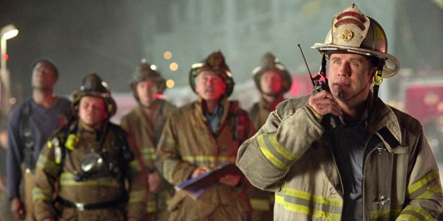 Фильмы про спасателей: «Команда 49: Огненная лестница»