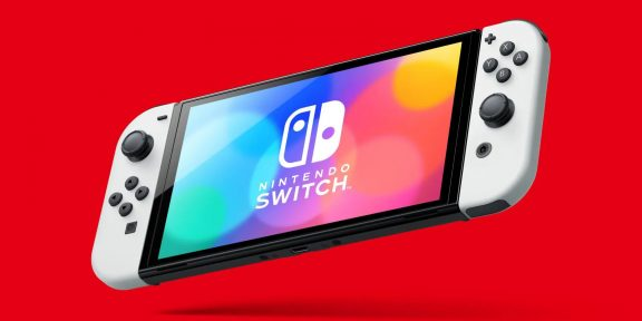Nintendo представила обновлённую версию Switch с OLED-дисплеем