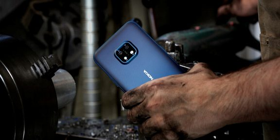 Nokia представила защищённый смартфон XR20 с оптикой Zeiss