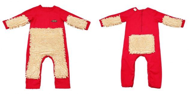 Странный детский костюмчик с AliExpress