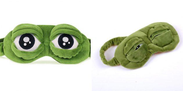 Безделушки с AliExpress: маска для сна