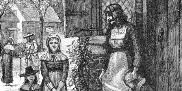 Как жили в Средневековье: за провинность можно было попасть на позорное шествие