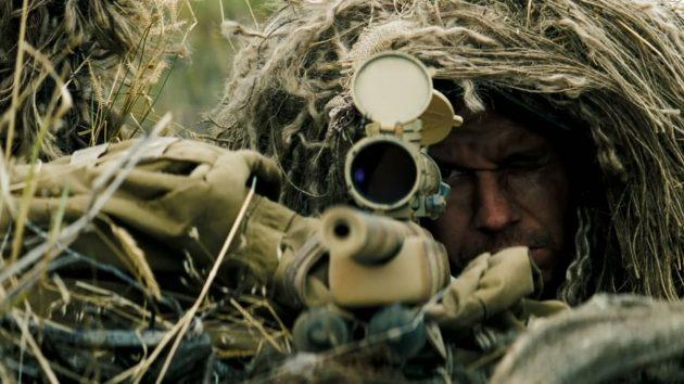 Снайперы целятся в корпус, а не в голову