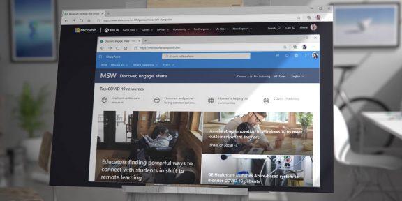 Microsoft рассказала, какие функции появятся в браузере Edge до конца 2021 года