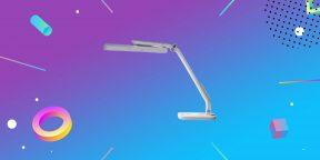 Надо брать: беспроводная настольная лампа с пультом управления