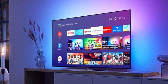 Google рассказала о нововведениях в Android TV 12
