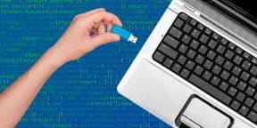 Как настроить в BIOS загрузку с флешки