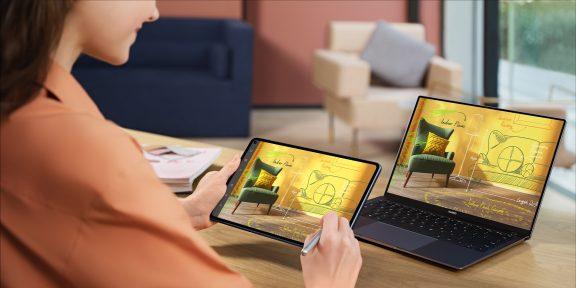 6 причин, почему планшеты HUAWEI MatePad понравятся даже тем, у кого уже есть ноутбук и смартфон