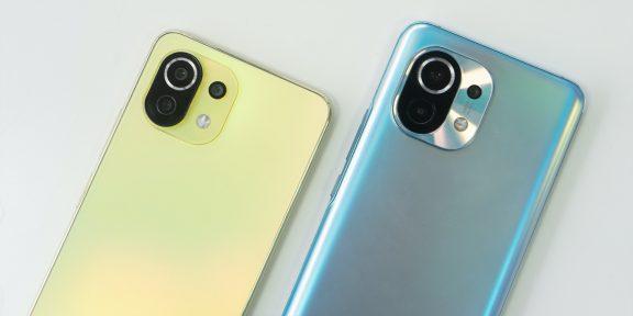 В Сети появился список смартфонов Xiaomi, которые получат Android 12
