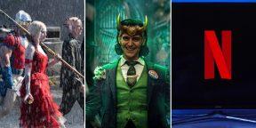 Главное о кино за неделю: второй сезон «Локи», видеоигры на Netflix и не только