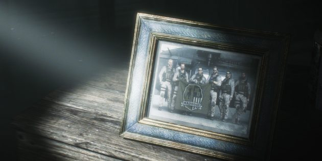 Кадр из сериала «Обитель зла: Бесконечная тьма»