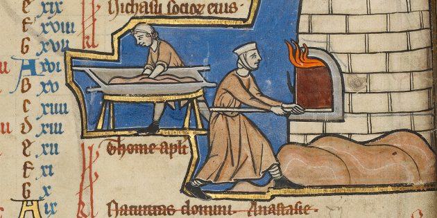 Как жили в Средневековье: хлебом можно было отравиться