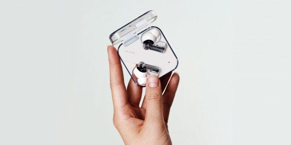 Основатель OnePlus представил первые наушники нового бренда Nothing