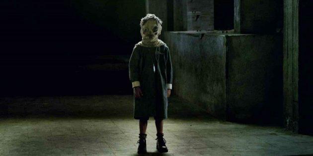 Очень страшные фильмы ужасов: «Приют»