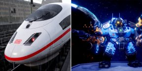Epic Games Store раздаёт Mothergunship и Train Sim World 2