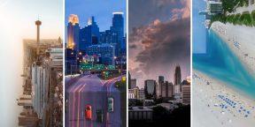 Мир во сне: как популярные города выглядели бы в фильме «Начало» Нолана