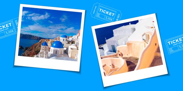Куда поехать в августе: Греция