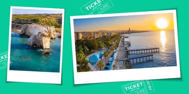 Куда поехать в августе: Кипр