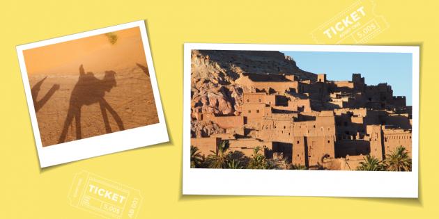 Куда поехать в августе: Марокко