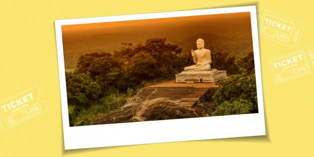 Куда поехать в августе: Шри-Ланка