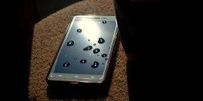Android-приложение проверит, защищён ли ваш смартфон от влаги