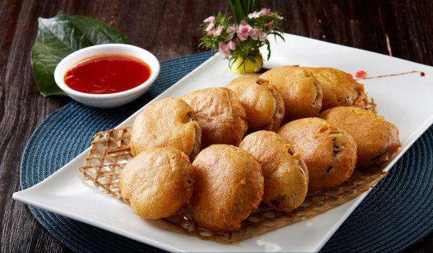 Фаршированные баклажаны с мясом по-китайски