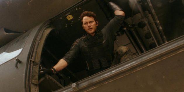 Кадр из фильма «Война будущего»